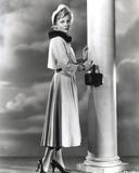 Joan Fontaine Side Ways Pose Photo by  Movie Star News