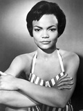 Eartha Kitt Portrait in Classic Photo by  Movie Star News