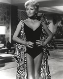 Lana Turner Portrait in Bikini Photo by  Movie Star News