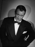 John Wayne in a bowtie Photo by  Freulich