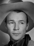 Roy Rogers Headshot Portrait Photo by Jack Freulich