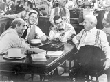 A scene from Inherit the Wind. Photo by  Movie Star News