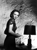Jessica Tandy Posed in Classic Photo by  Movie Star News