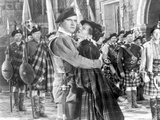 A scene from Mary of Scotland. Photo by  Movie Star News