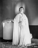 Myrna Loy Posed in Long Dress Photo by  Movie Star News