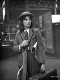 Sandy Dennis Posed in Classic Photo by  Movie Star News