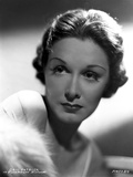 Gail Patrick sitting Portrait Photo by  Movie Star News