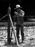 Gene Autry in Western Outfit Photo by  Movie Star News