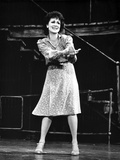 Chita Rivera Dancing in Classic Photo by  Movie Star News