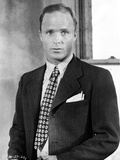 Ed Harris Posed in Black Suit Photo by  Movie Star News