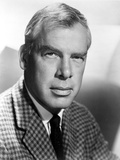 Lee Marvin in Black and White Photo by  Movie Star News