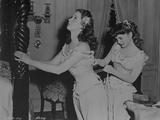 Susan Hayward on a Movie Scene Photo by  Movie Star News