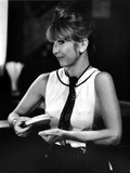 Teri Garr Seated in Classic Photo by  Movie Star News