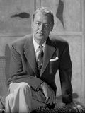 Alan Ladd in Formal Suit Photo by  Movie Star News