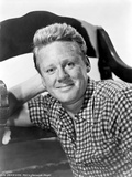 Van Johnson Posed in Polo Photo by  Movie Star News