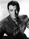 Robert Taylor Poster Photo by  Movie Star News