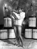 Judy Carne Posed in Classic Photo by  Movie Star News