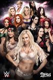 WWE- Divas 2016 Plakaty
