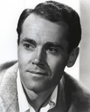 Henry Fonda wearing a Suit Photo by  Movie Star News