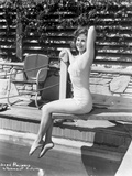 Susan Hayward in a Swimsuit Photo by  Movie Star News