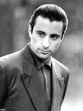 Andy Garcia Posed in Suit Photo by  Movie Star News