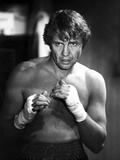 Jon Voight in Boxing Stunts Photo by  Movie Star News