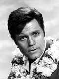 Jack Lord Close Up Portrait Photo by  Movie Star News