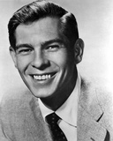Johnnie Ray Posed in Suit Photo by  Movie Star News