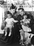 Lucille Ball Carrying Baby Photo by  Movie Star News