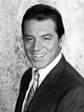 Paul Burke Posed in Suit Photo by  Movie Star News