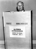 Hitchcock Alfred in a Box Photo by  Movie Star News