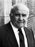 Ed Asner in Black Suit Photo by  Movie Star News