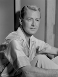 Alan Ladd Close Up Portrait Photo by  Movie Star News