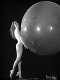 Sally Rand Naked and a Ball Photo by  Movie Star News