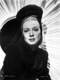 Betty Hutton on a Dark Top Photo by  Movie Star News