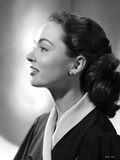 Ann Blyth Sideview Portrait Photo by  Movie Star News