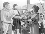 A scene from Spartacus. Photographie par  Movie Star News