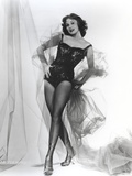 Rhonda Fleming Sexy Pose Photo by  Movie Star News