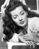 Gail Russell Posed in Dress Photo by  Movie Star News