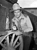 Gene Autry in Cowboy Attire Photo by  Movie Star News