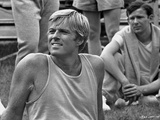 Robert Redford Movie Scene Photo by Frank Shugrue