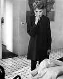 Mia Farrow Posed in Classic Photo by  Movie Star News