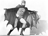 Batman Spreading Cape Photo by  Movie Star News