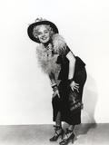 Alice Faye Lady in Black Photo by  Movie Star News