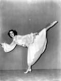 Eleanor Powell on a Dress Photo by  Movie Star News
