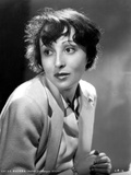 Luise Rainer on a Blazer Photo by  Movie Star News