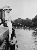 Audrey Hepburn Fishing Photo by  Movie Star News