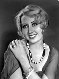 Joan Blondell Portrait Photo by  Movie Star News
