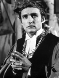 Dennis Hopper in Black Suit Photo by  Movie Star News