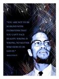 Patriotism Poster av Veruca Salt